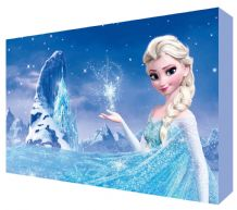 FROZEN Elsa Beautiful Canvas Art - NEW - Choose your size - Ready to Hang